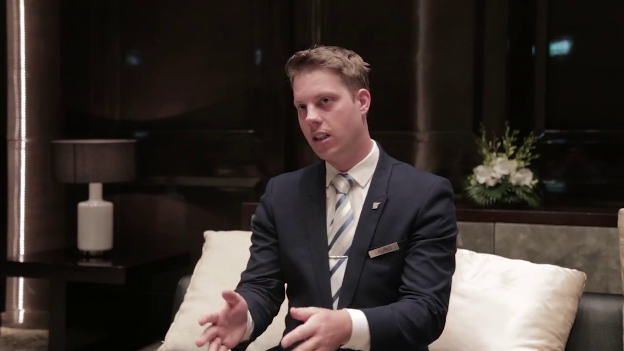 Interview with JW Marriott Hotel Hanois Assistant