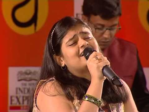 OLF 2015 - Concert by Ananya Nanda, winner of Junior Indian Idol 2015