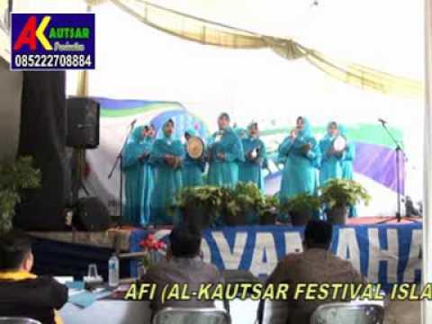 QASIDAH AL FURQON BENCANA AIDS AFI 2015