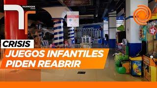 Plazas de juegos para chicos cerrados en shoppings abiertos: incertidumbre en el sector