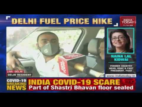Delhi Hikes Fuel Prices: Petrol Price Up Rs 1.67, Diesel Rs 7.10 Per Litre