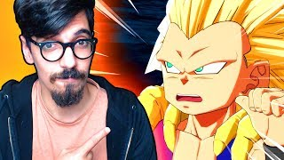 Was My Team Backwards? — DBFZ Ranked