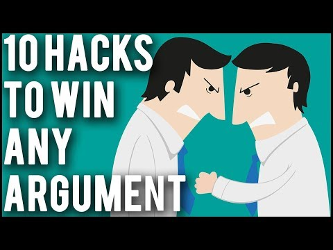 Psychological Hacks To Win Any Argument