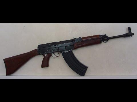 Страна вечной охоты: VZ-58 (CZ-58 (SA-58)) обзор-разбор