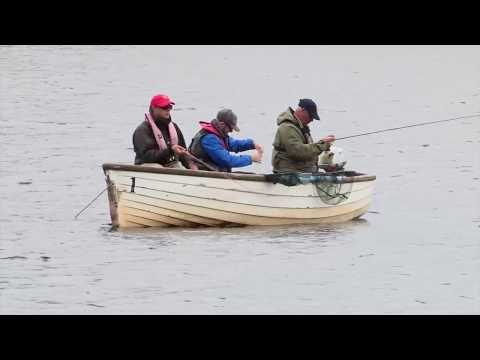 5 Nations fly fishing championship 2017