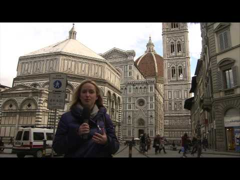 Around Florence with Dan Brown's Inferno