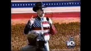 Borat Rodeo News Report