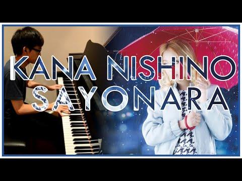 Kana Nishino [西野 カナ] - Sayonara [さよなら] (Piano Cover)