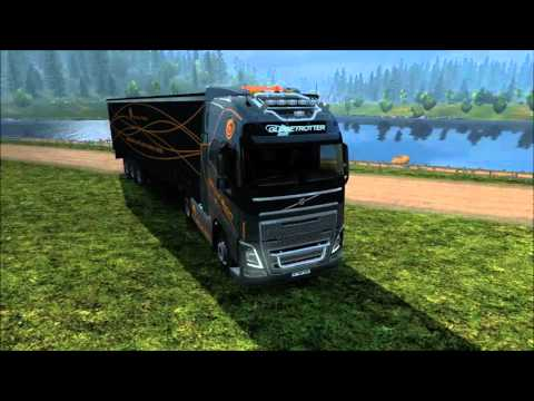Channel trailer: cat hears music (ets2)