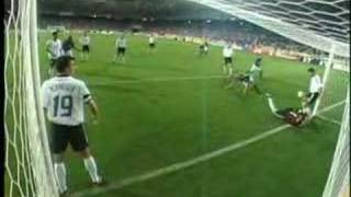 USA vs. Germany 2002 World Cup Highlights
