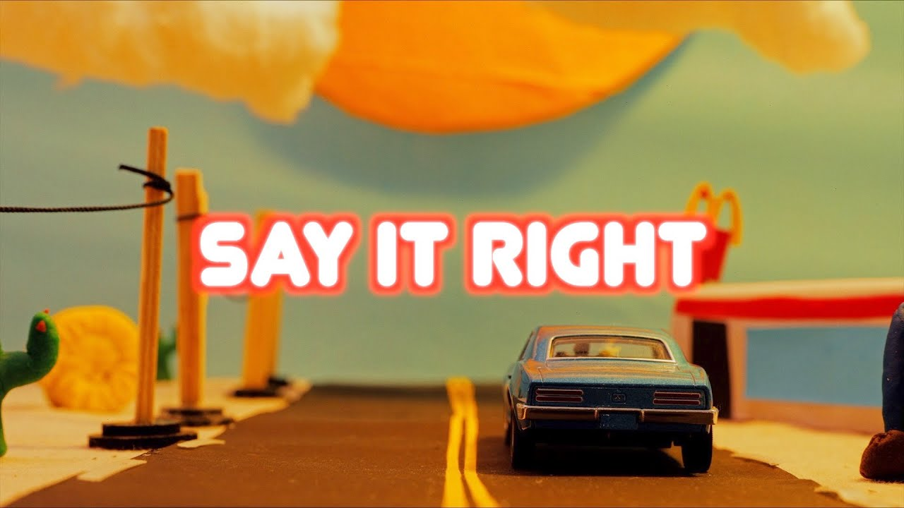 Divolly & Markward - Say It Right (Official Music Video)