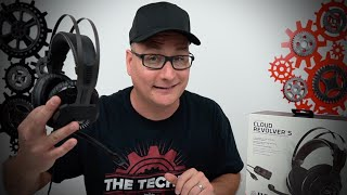 HyperX Revolver S Gaming Headset Detailed Review - ANY GOOD??