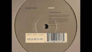 Velvet Girl - Velvet (Original Mix)