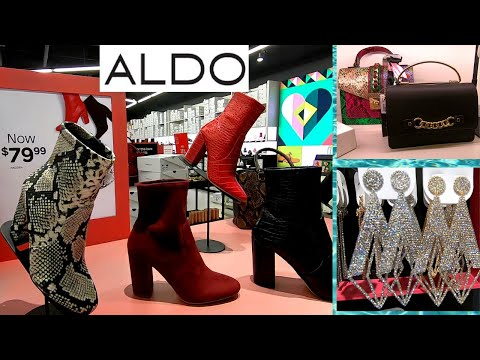 ALDO NEW FALL/WINTER BEST DEALS  SHOES|BAGS|ACCESSORIES + CLEARANCE SALE ON SELECTED ITEMS