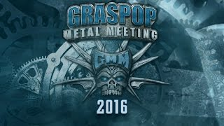 Graspop Metal Meeting 2016: The Aftermovie