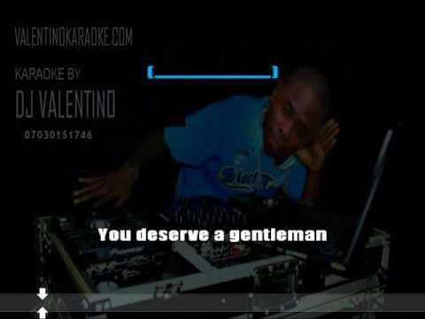 Ric Hassani Gentleman Karaoke by Dj Valentino
