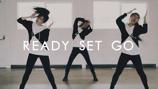 "V3 Dance | Jackie Tsuruya - ""Ready Set Go"" Royal Tailor"