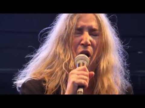 Patti Smith  Gloria @ Arena, Vienna 2015