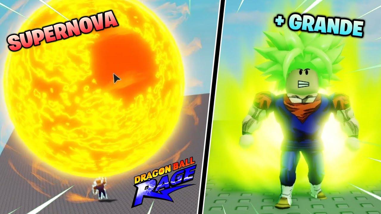 [ACTUALIZACIÓN] TODAS LAS COSAS TERMINADAS! 😱 Dragon Ball Rage