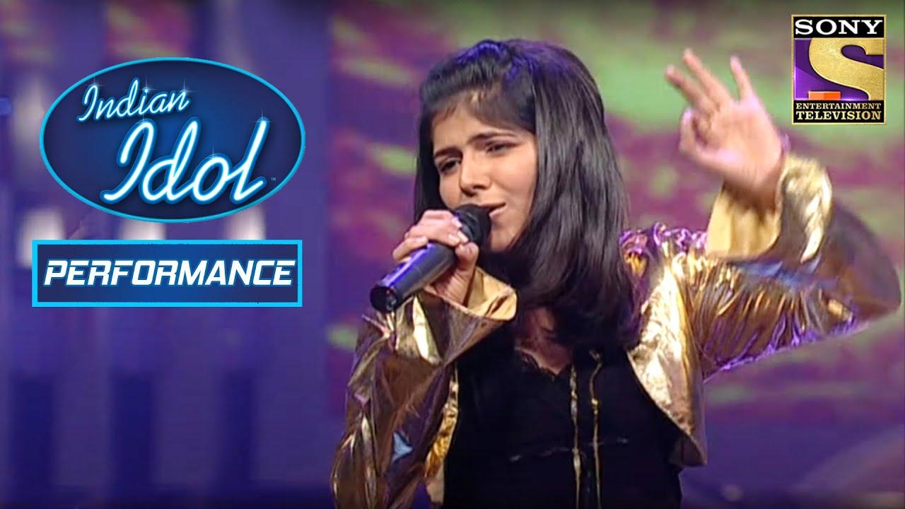 Download Ankita ने दिया Rocking Performance | Indian Idol Season 3