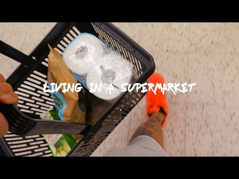 DASH DAILIES EPISODE 11 // Living in a supermarket // Helsinki Finland