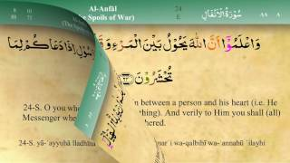 Download Video 008 Surah Al Anfal with Tajweed by Mishary Al Afasy (iRecite) MP3 3GP MP4