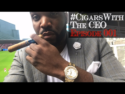 420 Edition Cigars With The CEO..How To Start A Business Q &A