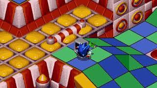 """[TAS] Genesis Sonic 3D Blast """"best ending"""" by the0nlykyd in 35:55.61"""