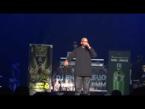 Warren G Regulators Live in Las Vegas