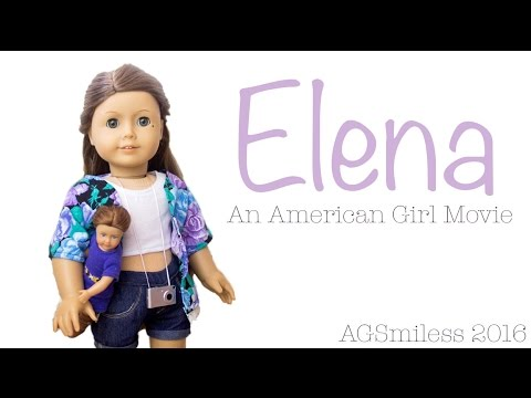 ELENA: AN AMERICAN GIRL MOVIE