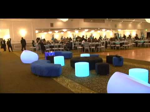 Quinceanera Space Hall Decoration YouTube