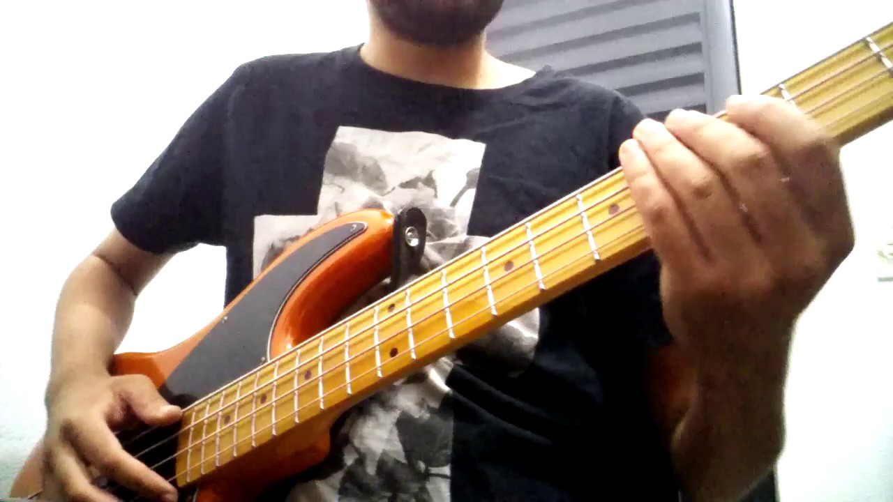 Davie504 said 99% CANNOT play this bass line... So I tried! (Did I CHECKMATE?)
