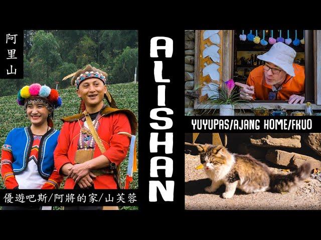 ALISHAN YuYupas, Ajang Home, FKUO (阿里山茶優遊吧斯/阿將的家/山芙蓉)