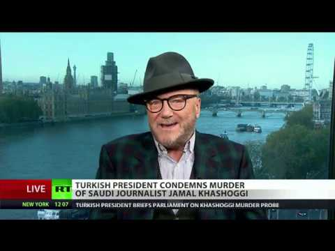 "Galloway: ""Erdogan's doing dance of 7 veils...it's Macbeth on steroids"""