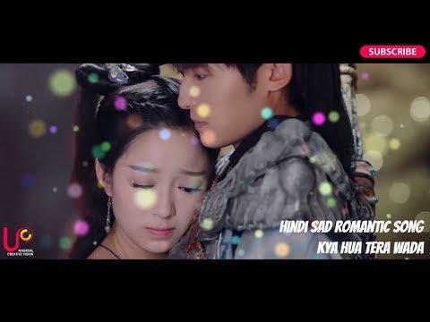 kya-hua-tera-wada-chinese-version-|-korean-mix-|-new-whatsapp-status-|-hindi-sad-romantic-song