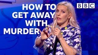 The best way to kill someone...   Sara Pascoe LadsLadsLads - BBC
