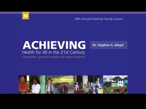 Achieving Health for All in the 21st Century