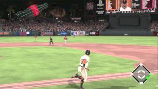 MLB 14 The Show (PS4) Road To The Show Ep. 24 | Finding My Groove