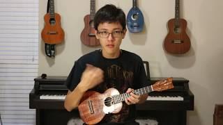 La Copa de la Vida - Ricky Martin (cover) solo ukulele