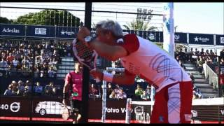 Padel Monte Carlo, World Padel Tour!  Oui monsieur!