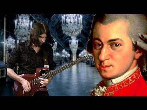 """Turkish March"" - Mozart - Dan Mumm - Classical Shred Guitar"