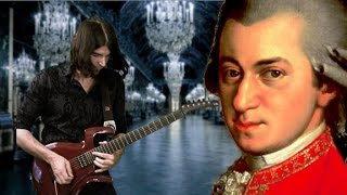 """Turkish March"" - Mozart - Dan Mumm - Classical Shred Guitar"
