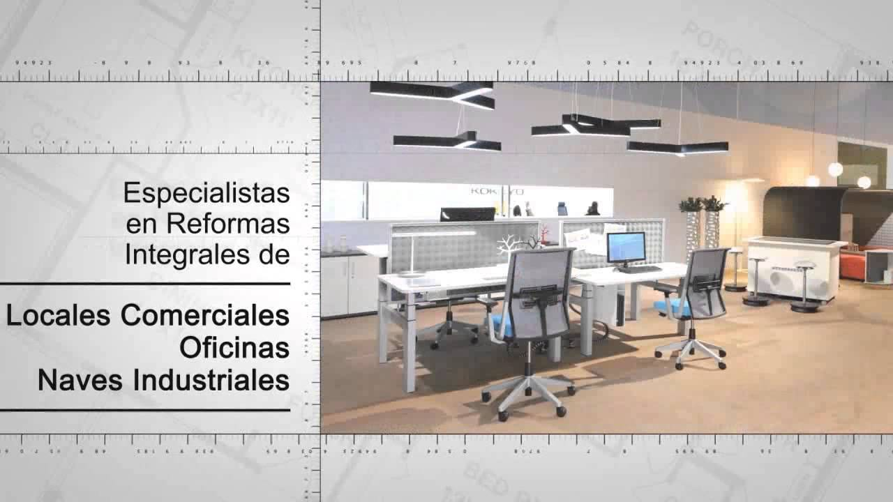 Dise o de interiores oficinas locales reformas en general for Oficinas de allianz en madrid