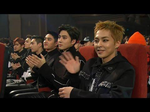 [320kbps] 엑소 EXO - Louder (Lotto), Monster Live 2016