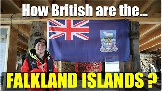 How British Are THE FALKLAND ISLANDS?