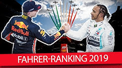 Tops & Flops unseres Fahrer-Rankings - Formel 1 2019 (Top-10)