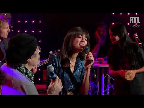 Nolwenn Leroy    Nicolas Peyrac - So Far Away From L.A. (Live) - Le Grand Studio RTL