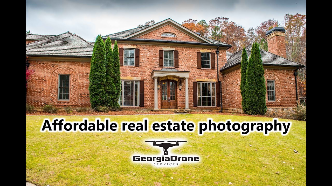 All of Your Metro Atlanta Real Estate Photography Plus Video for $300