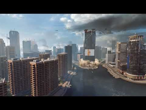 Battlefield 4- A theme for Kjell