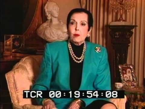 Ann Miller 1996 Interview Part 3 of 8
